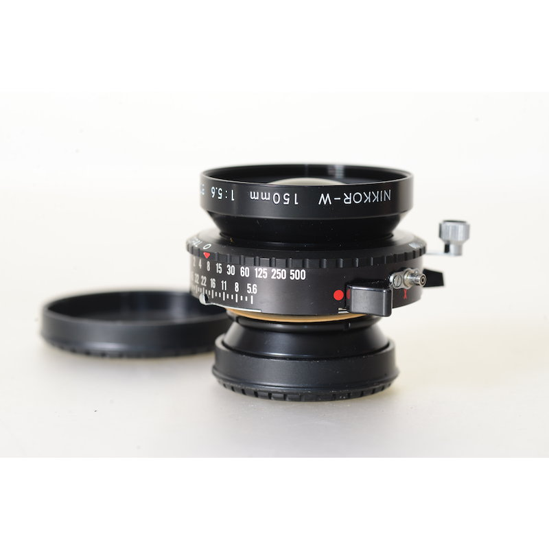 Nikon Nikkor-W 5,6/150 Copal 0