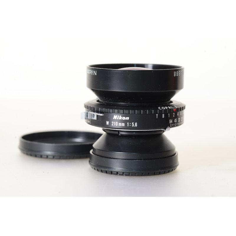Nikon Nikkor-W 5,6/210 Copal 1
