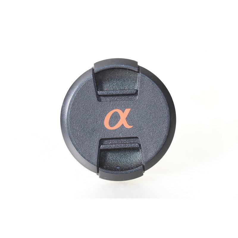 Sony Objektivdeckel E-55 ALC-F55A