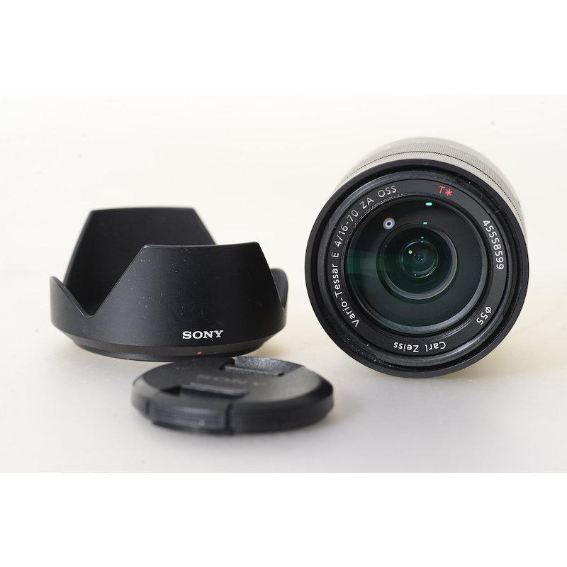 Sony Vario-Tessar E 4,0/16-70 ZA T* OSS E-Mount