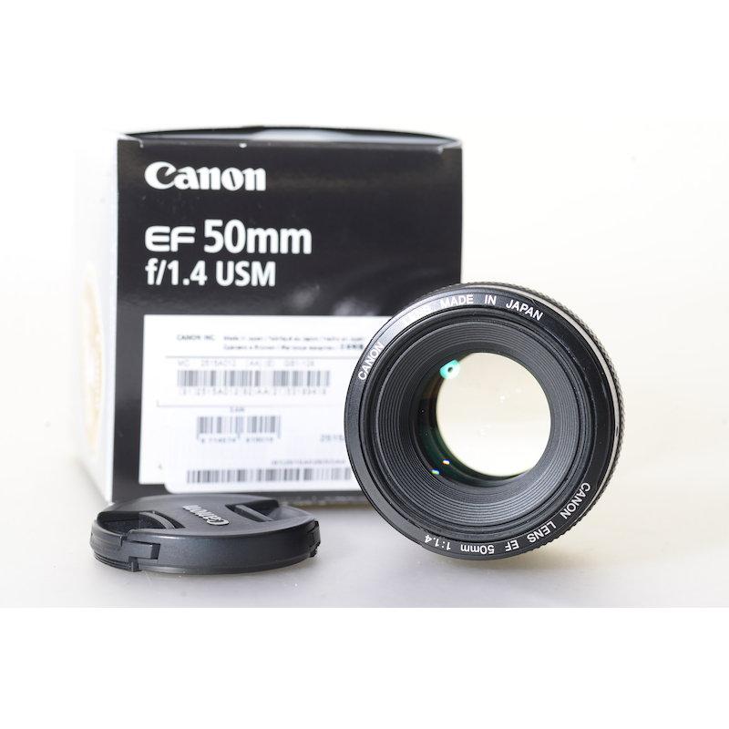 Canon EF 1,4/50 USM