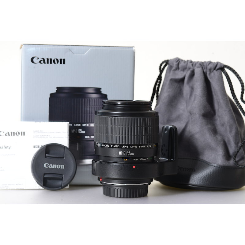 Canon MP-E 2,8/65 Makro 1-5x
