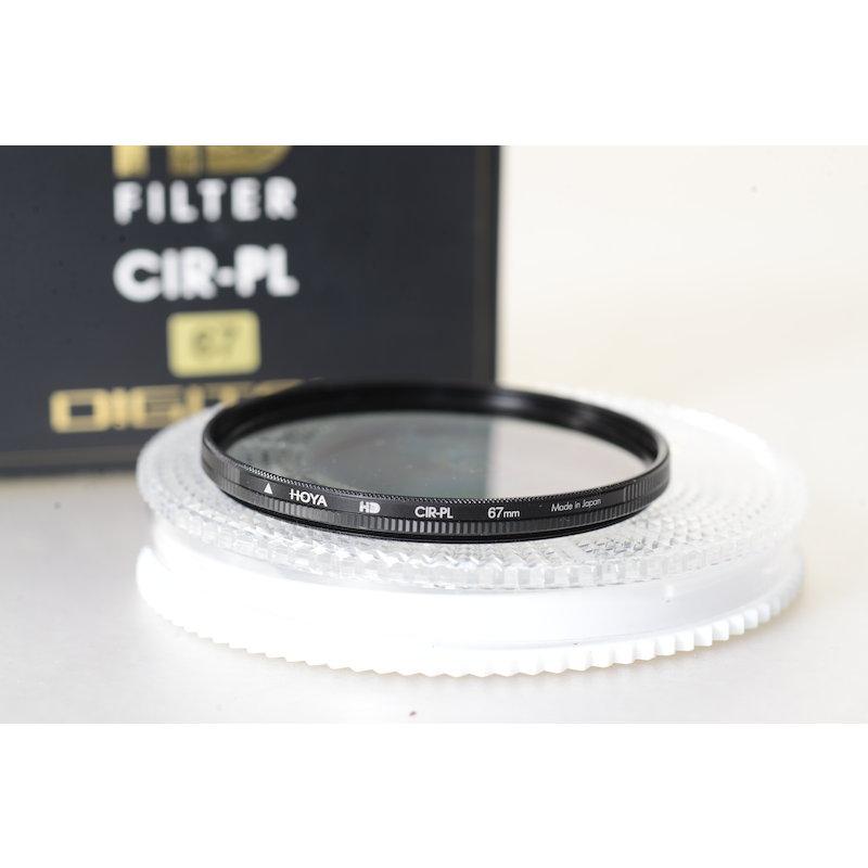 Hoya Polfilter Zirkular HD E-67