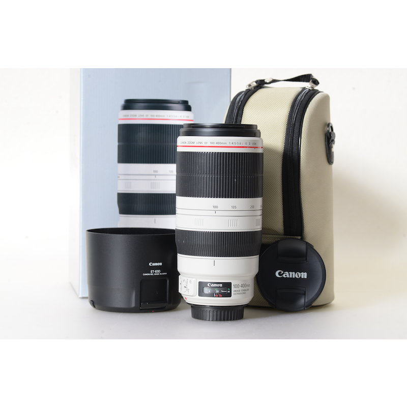 Canon EF 4,5-5,6/100-400 L IS USM II