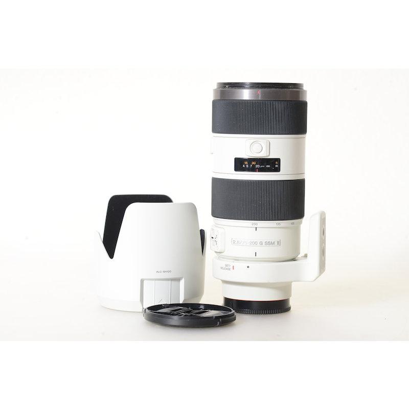 Sony AF 2,8/70-200 G SSM II