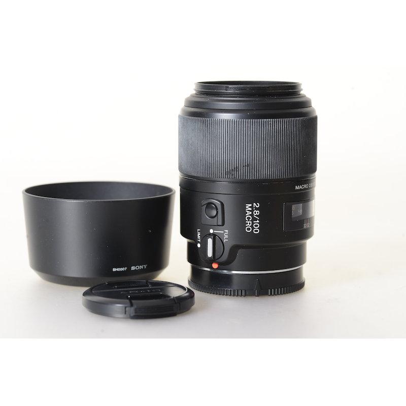 Sony AF 2,8/100 Makro