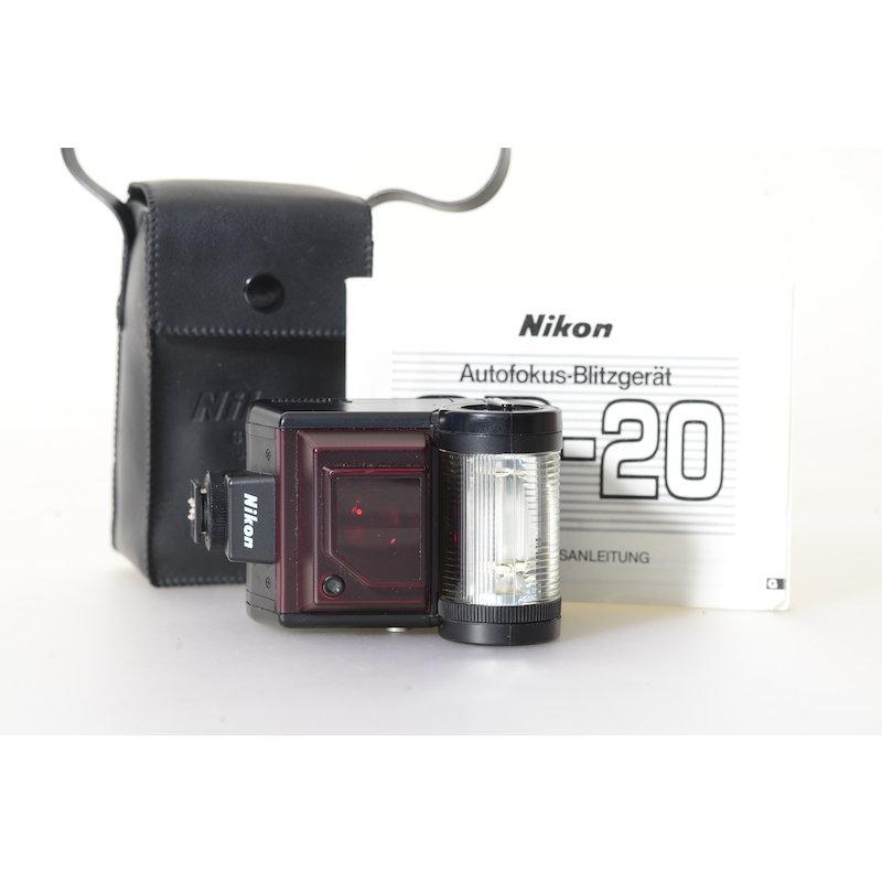 Nikon Speedlight SB-20 AF