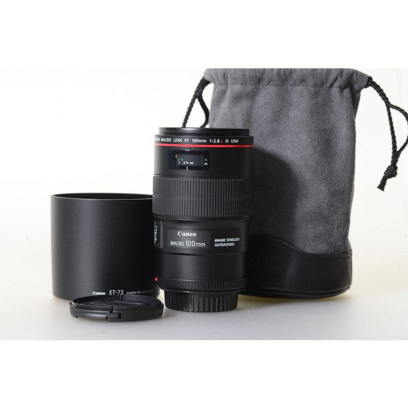 Canon EF 2,8/100 Makro L IS USM