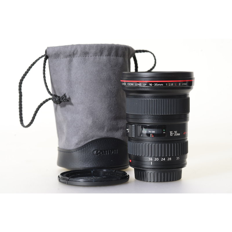 Canon EF 2,8/16-35 L USM II