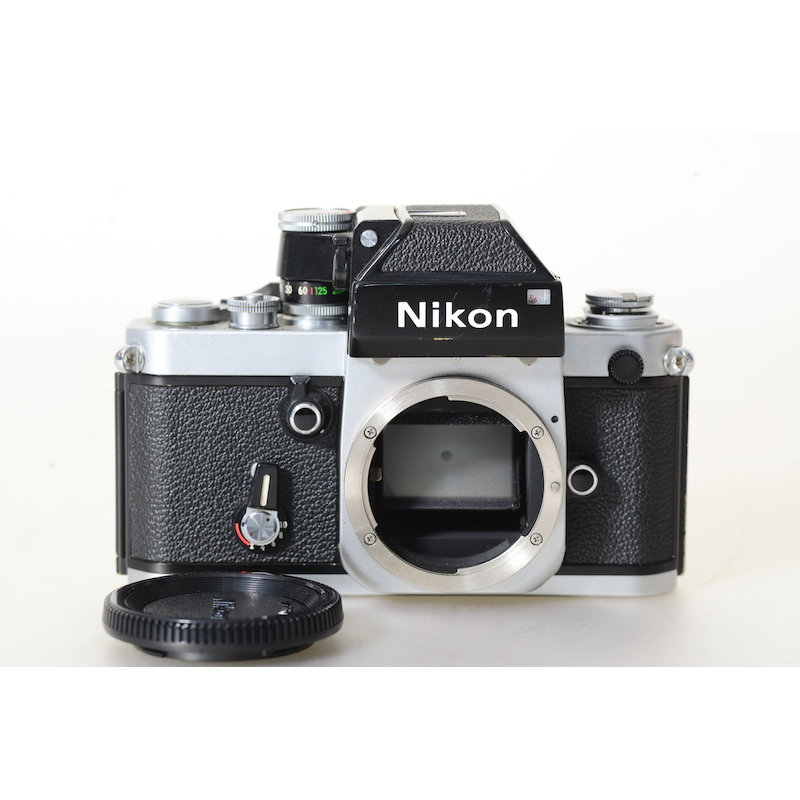 Nikon F2-A Photomic Chrome