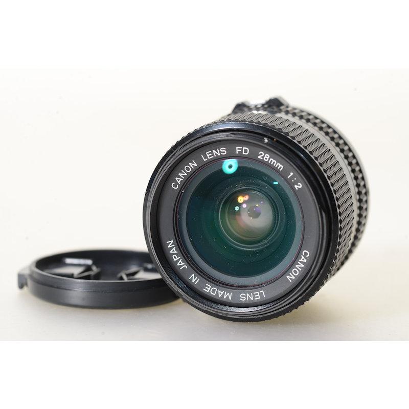 Canon FD 2,0/28