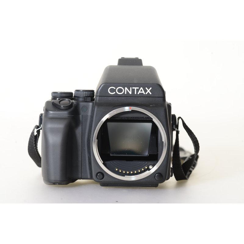 Contax 645+AE-Prisma+Magazin