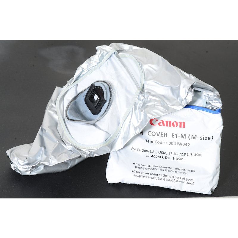 Canon Regenschutzhülle E1-M