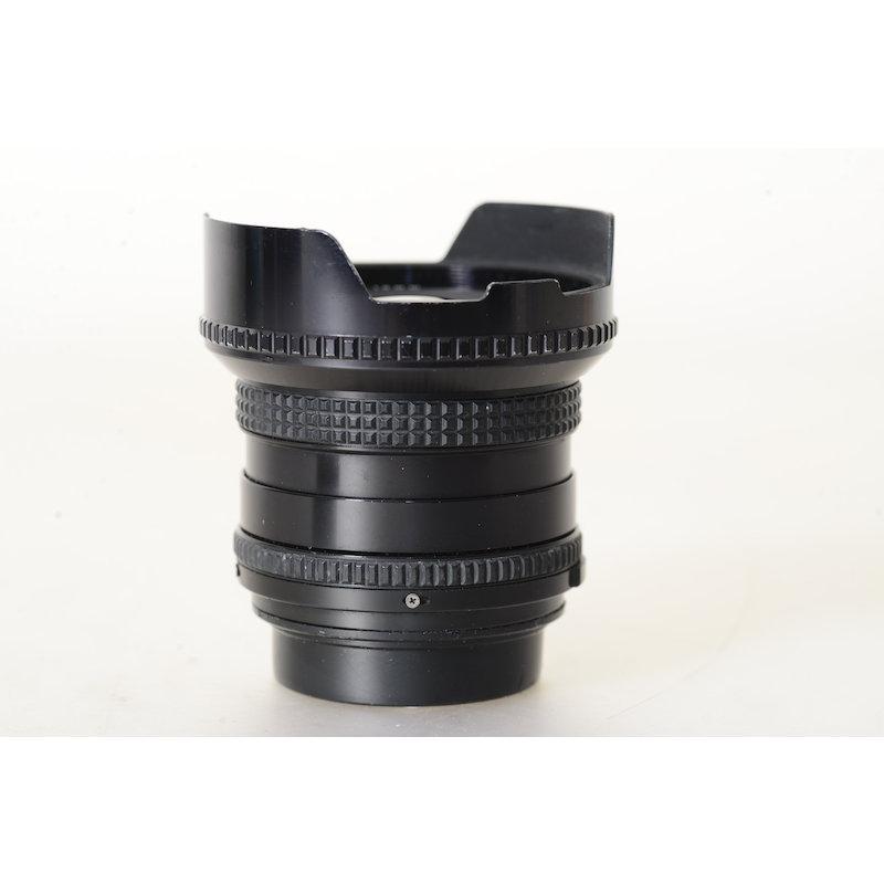 Ricoh-Rikenon-XR-2-8-16-Fisheye-Fischaugenobjektiv-16mm-F-2-8-XR-Fish-Eye-Lens Indexbild 2