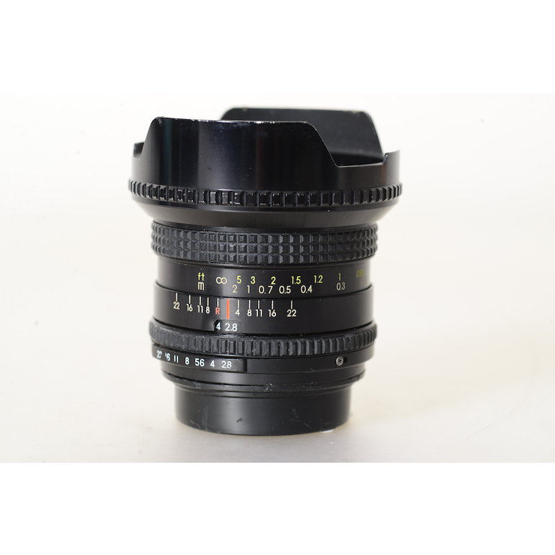 Ricoh-Rikenon-XR-2-8-16-Fisheye-Fischaugenobjektiv-16mm-F-2-8-XR-Fish-Eye-Lens Indexbild 3