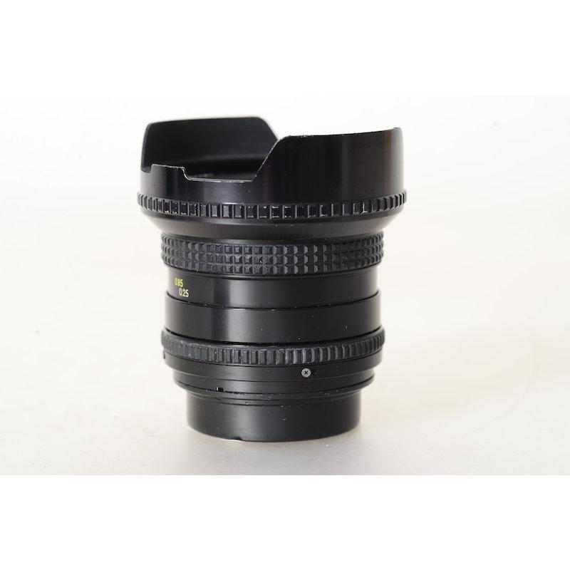 Ricoh-Rikenon-XR-2-8-16-Fisheye-Fischaugenobjektiv-16mm-F-2-8-XR-Fish-Eye-Lens Indexbild 4