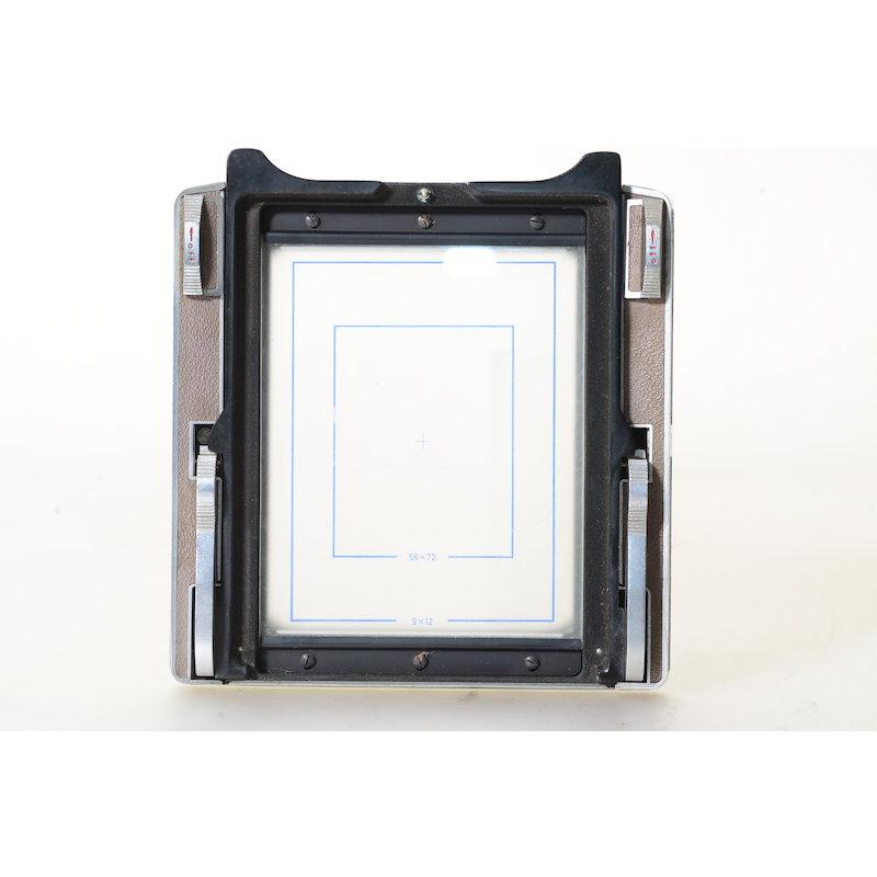 Linhof Universal-Rückteil 9x12/4x5