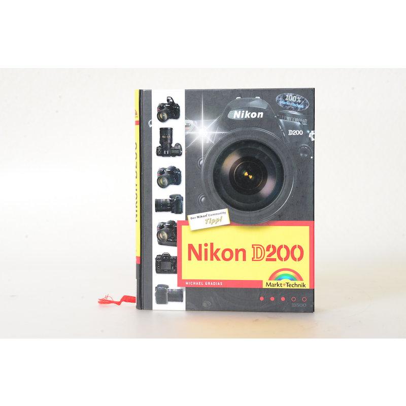 Markt+Technik Nikon D200