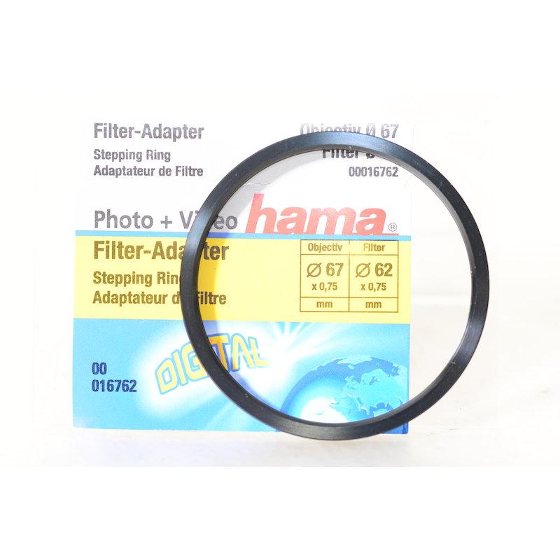 Hama Filteradapter E-67/E-62