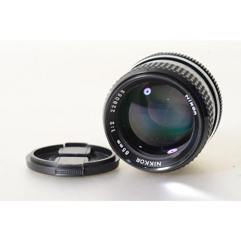 Nikon Ai 2,0/85