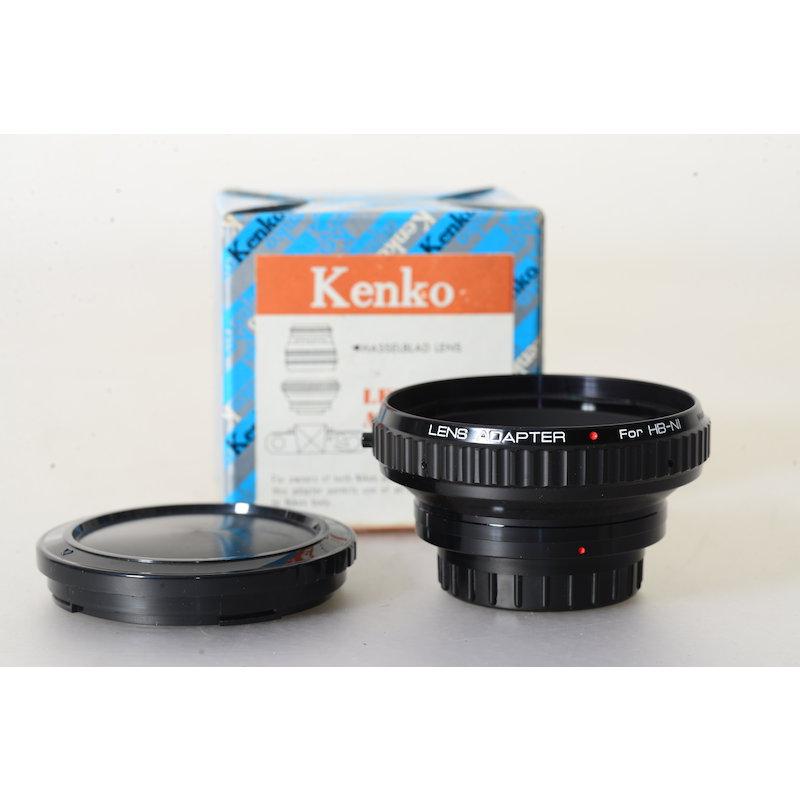 Kenko Hasbla Objektivadapter Nikon