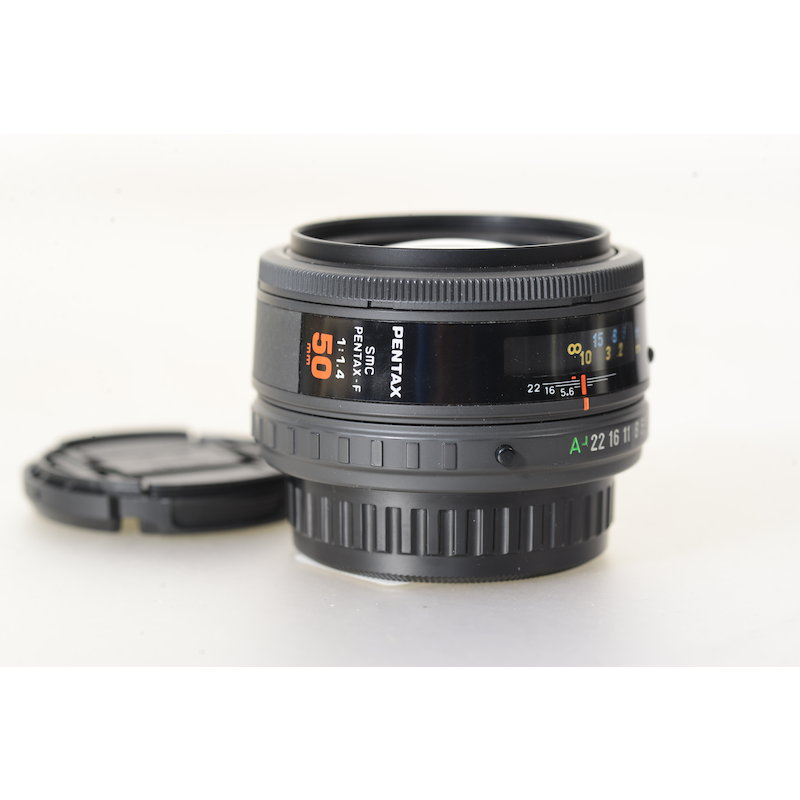 Pentax SMC-F 1,4/50 509