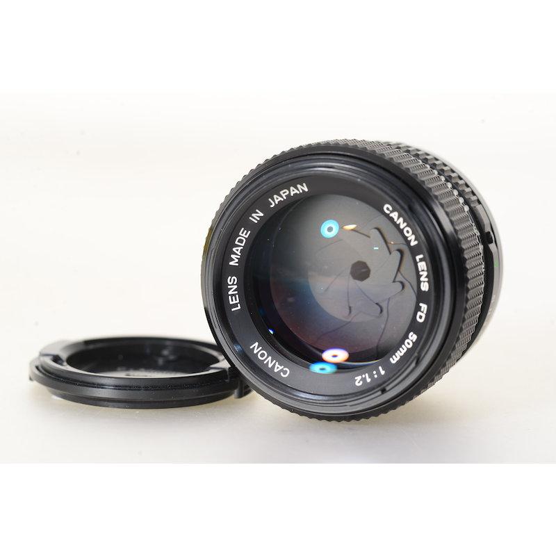 Canon FD 1,2/50