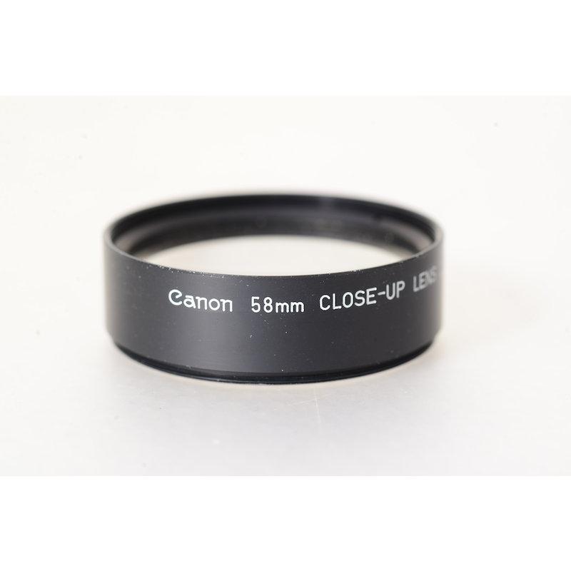 Canon Nahlinse 240 C-8 E-58