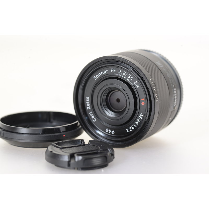 Sony Zeiss Sonnar FE 2,8/35 ZA T* E-Mount