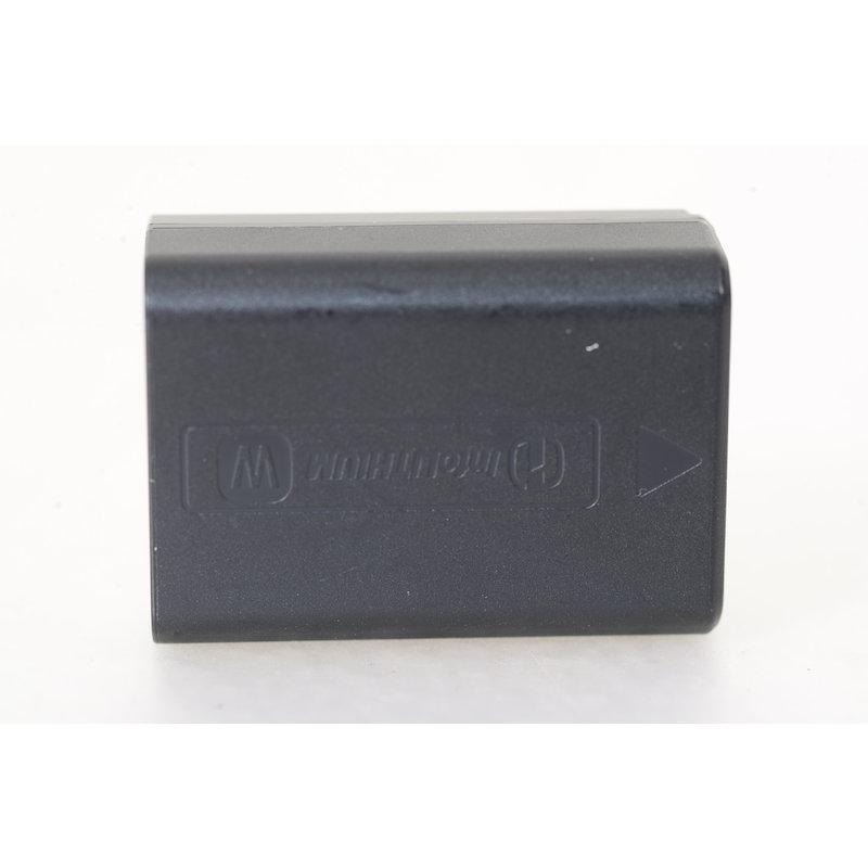 Sony Lithium Ion Akku 7,2V/1,02W NP-FW50