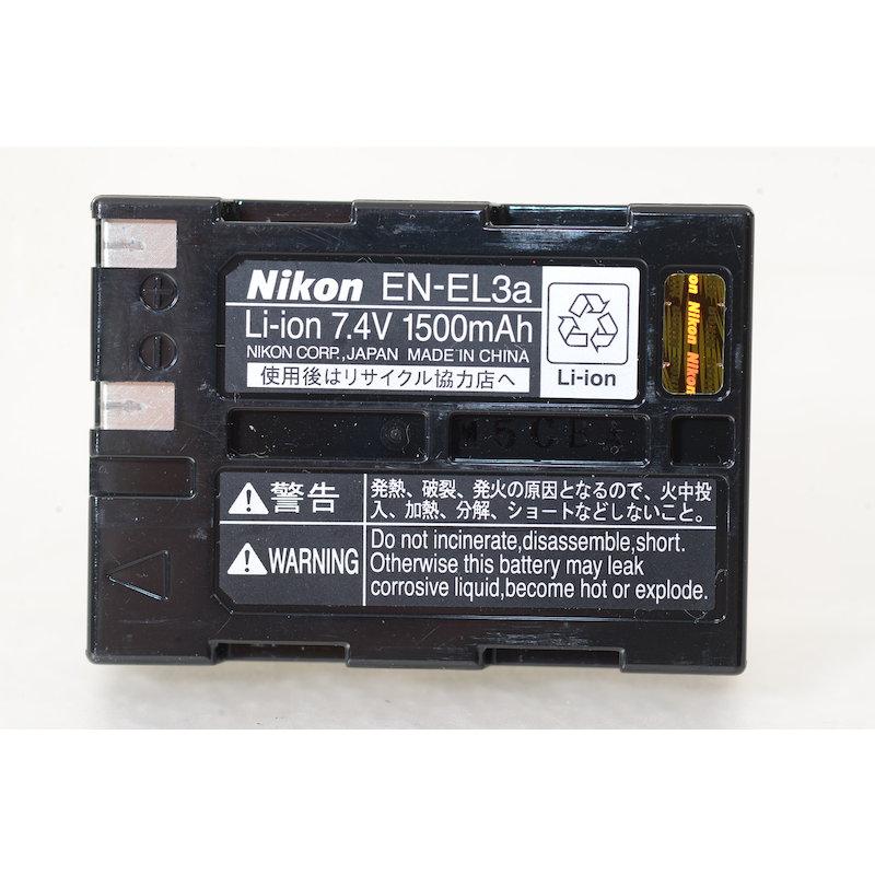 Nikon Li-Ion-Akku EN-EL3a 7,4V/1500mAh