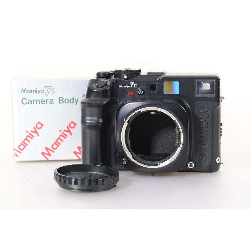 Mamiya M7 II