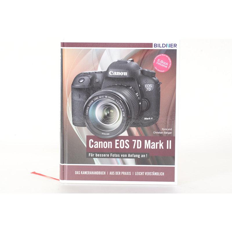 Bildner Canon EOS 7D Mark II Für bessere Fotos von Anfang