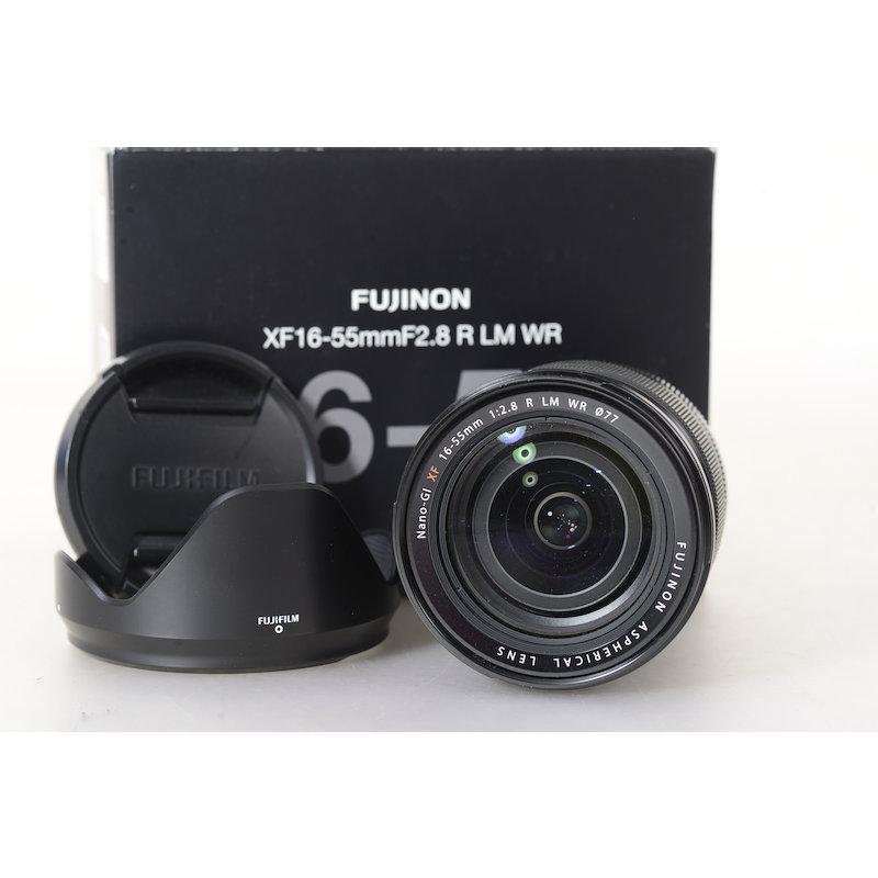 Fujifilm Fujinon ASPH. Nano-GI XF 2,8/16-55 R LM WR