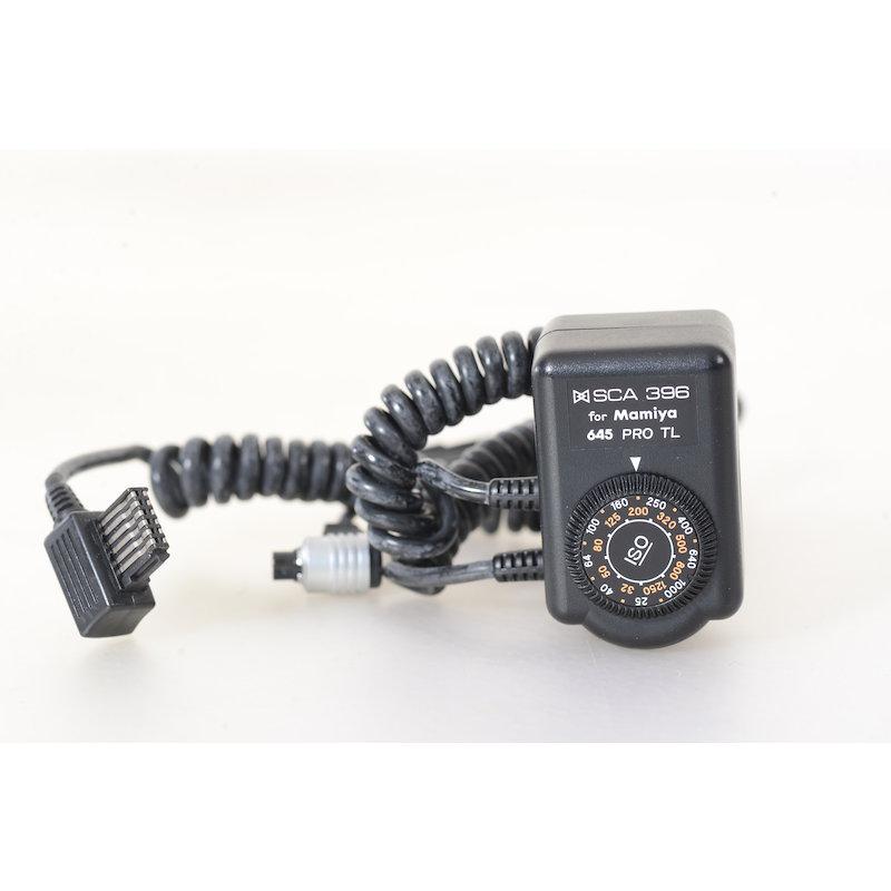 Mamiya SCA Adapter 396 Mamiya TTL