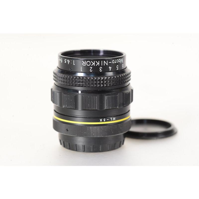 Nikon Micro-Nikkor 4,5/65 HL-5X M39