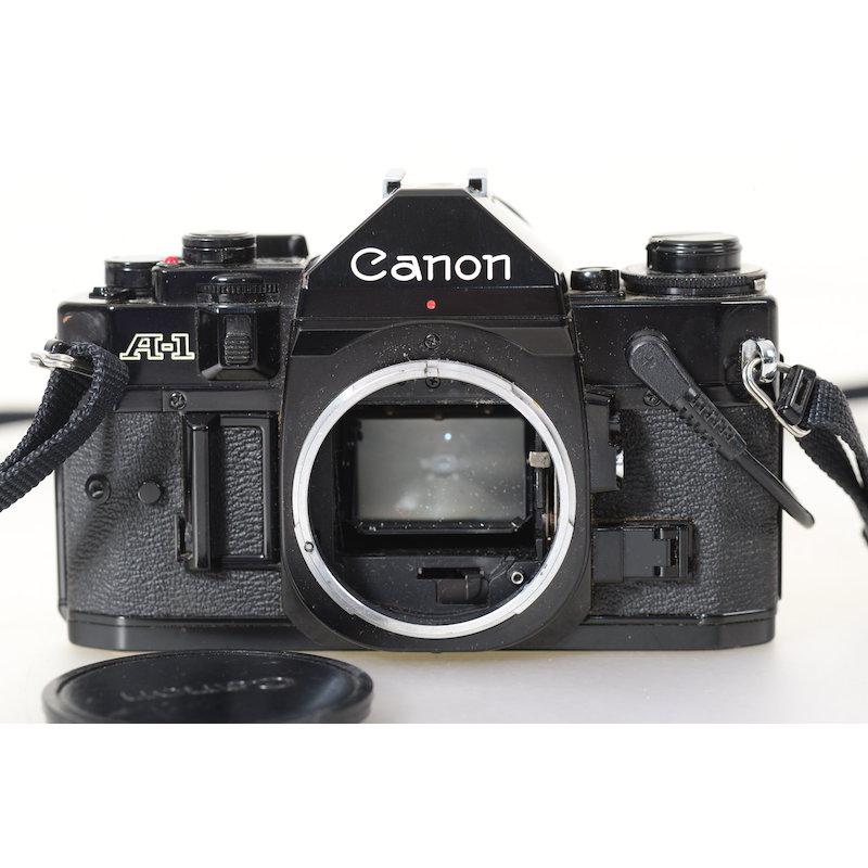 Canon A-1+Datenrückwand A