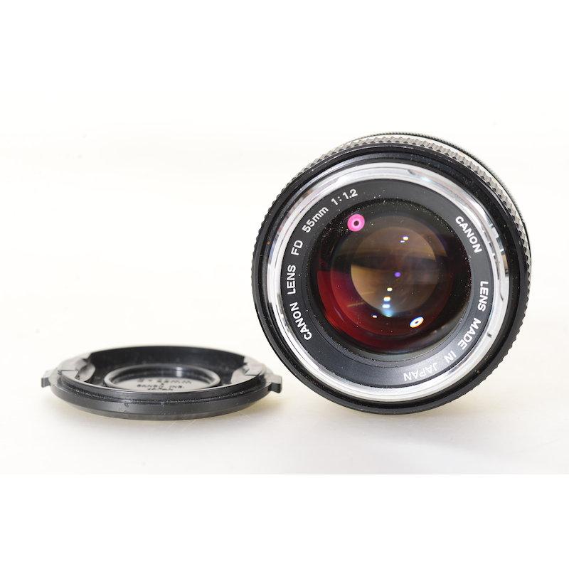 Canon FD 1,2/55