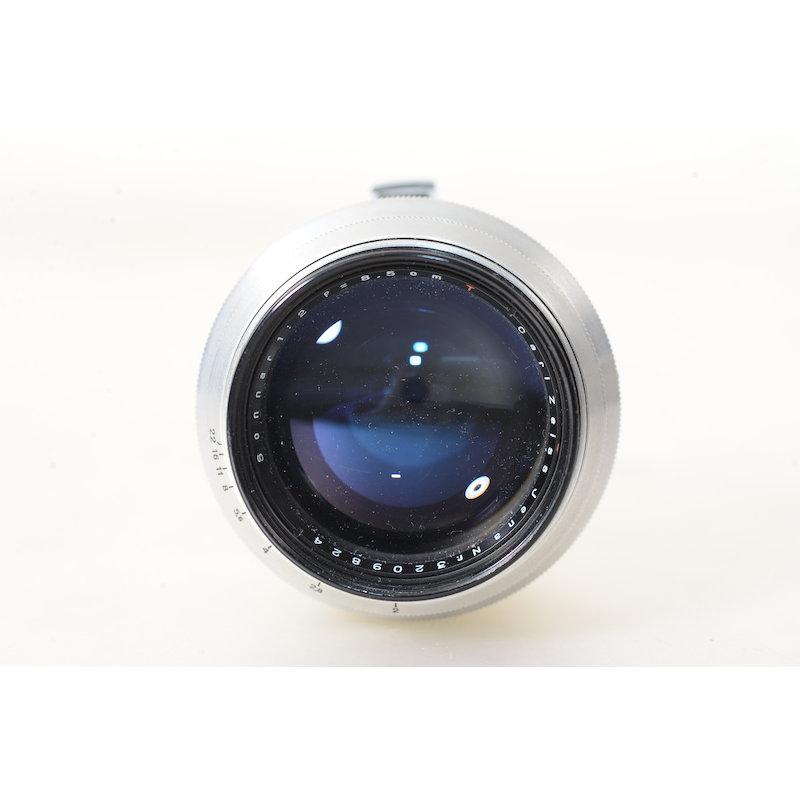 Zeiss-Ikon Sonnar 2,0/8,5cm Contax RF