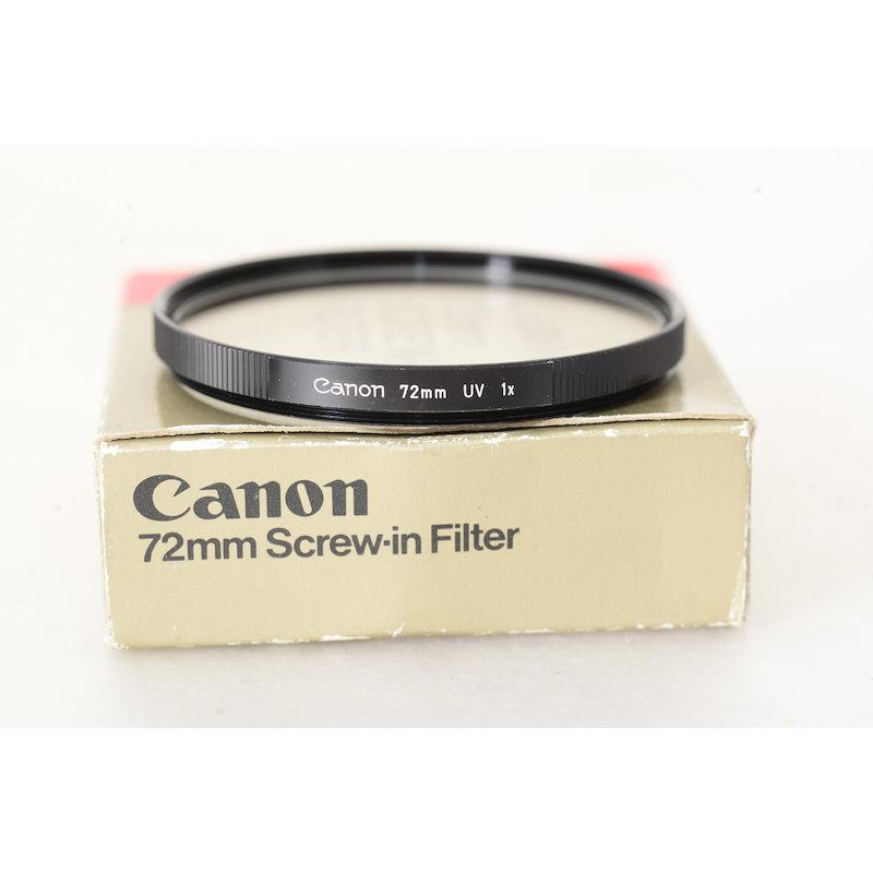 Canon UV-Filter E-72