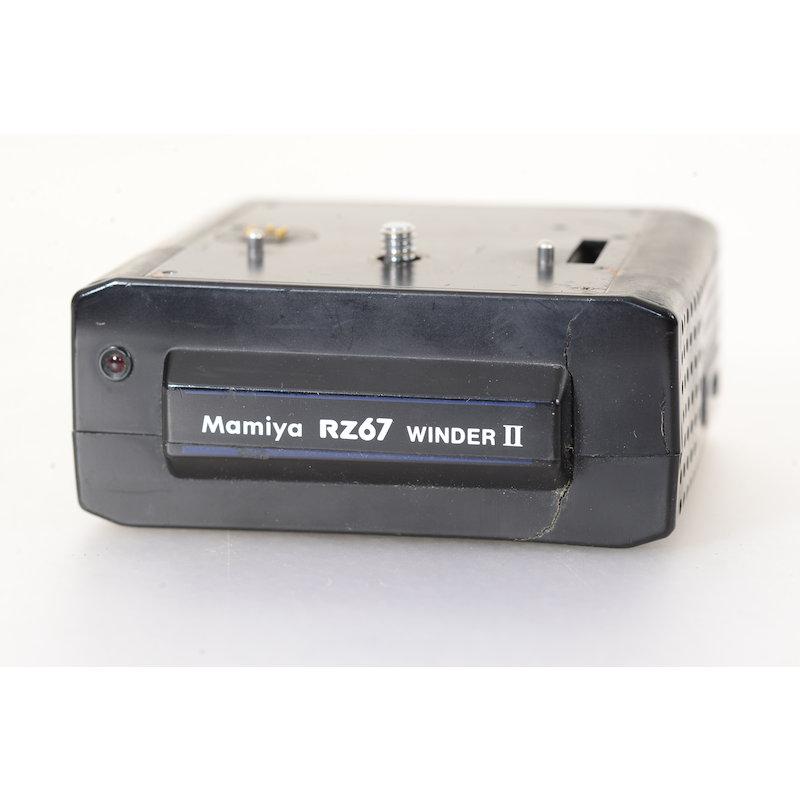 Mamiya Winder II RZ67 Pro II