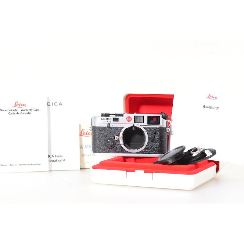 Leica M6 Chrom #10404