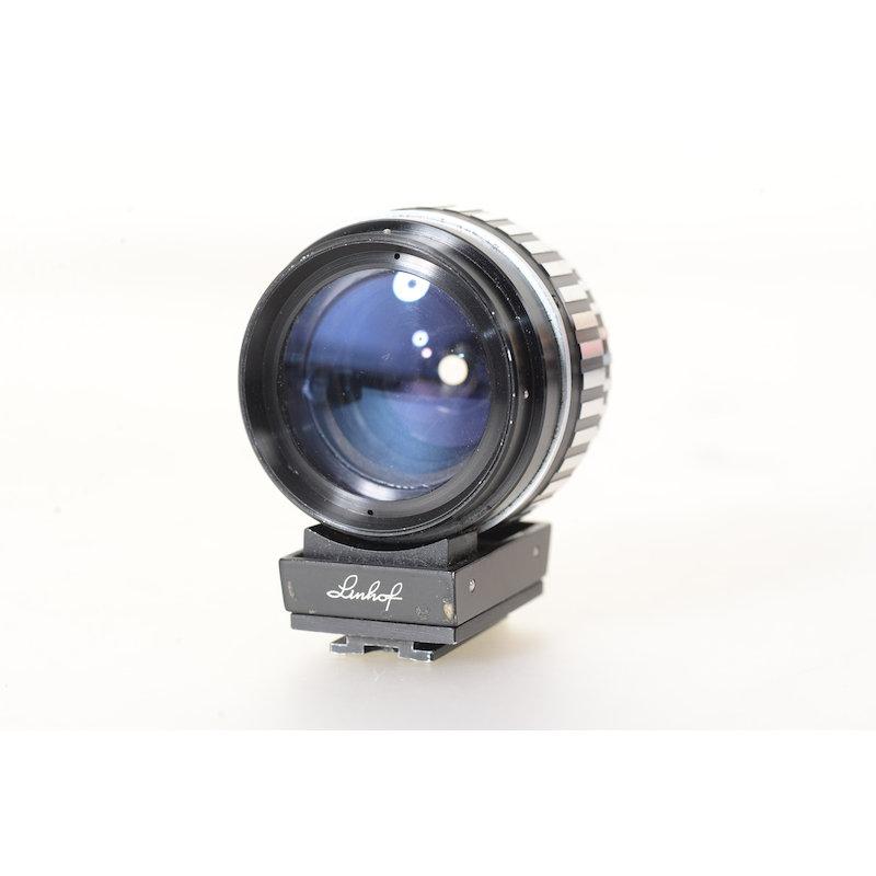 Linhof Universalsucher 9x12/4x5 75-360mm Schwarz New