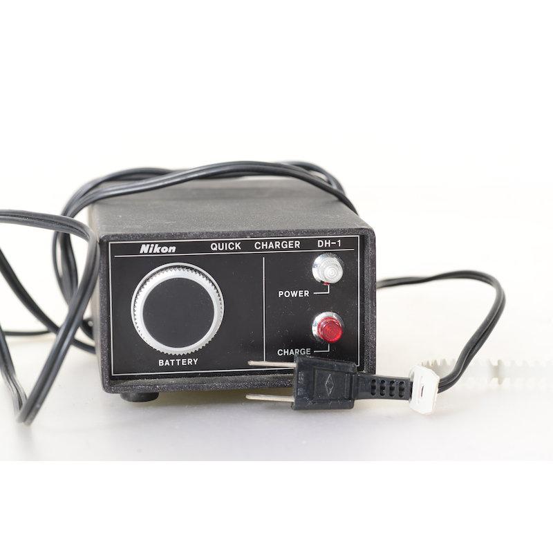 Nikon Ladegerät DH-1 (Netzstecker USA)