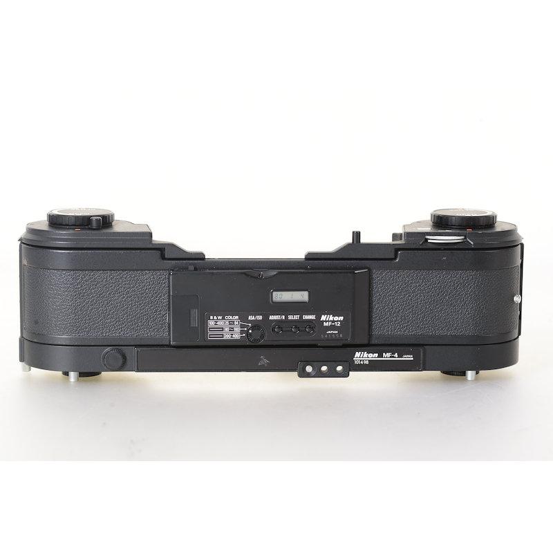 Nikon Langfilmmagazin MF-4 F3