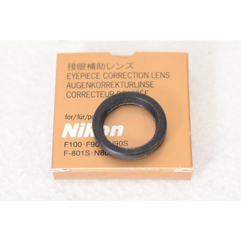 Nikon Augenkorrekturlinse 0 F-801/F90/F100