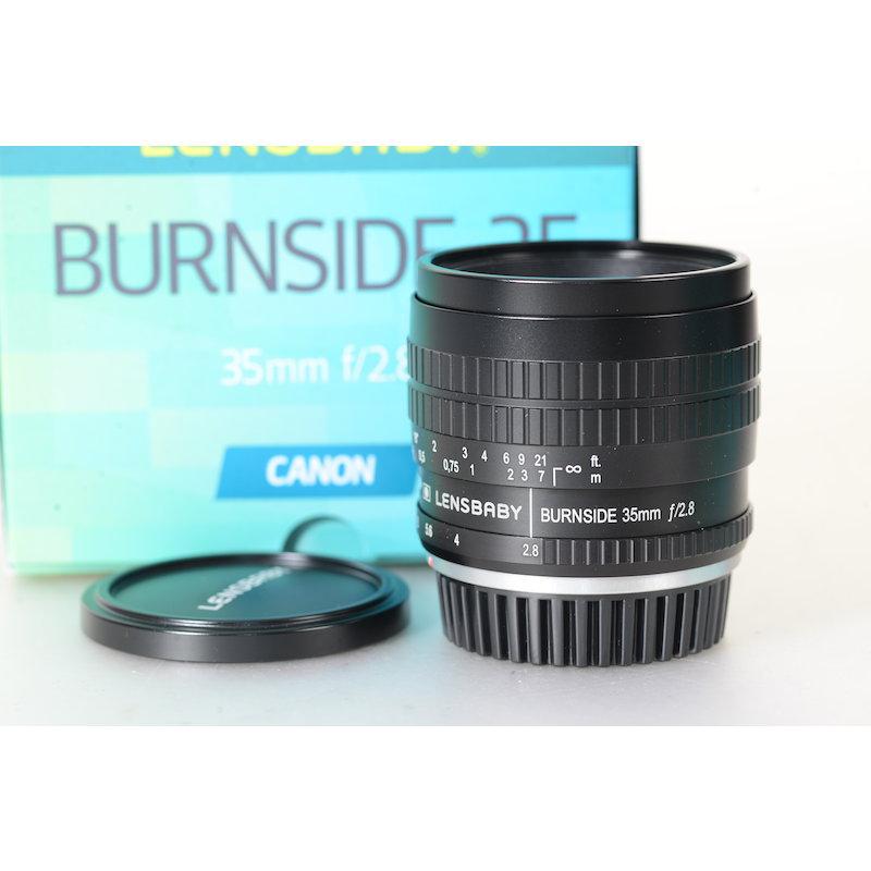 Lensbaby Burnside 2,8/35 C/EF #LBB35C