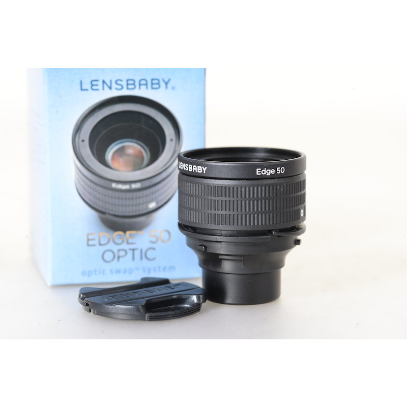 Lensbaby Edge 50 Optik - LBE50