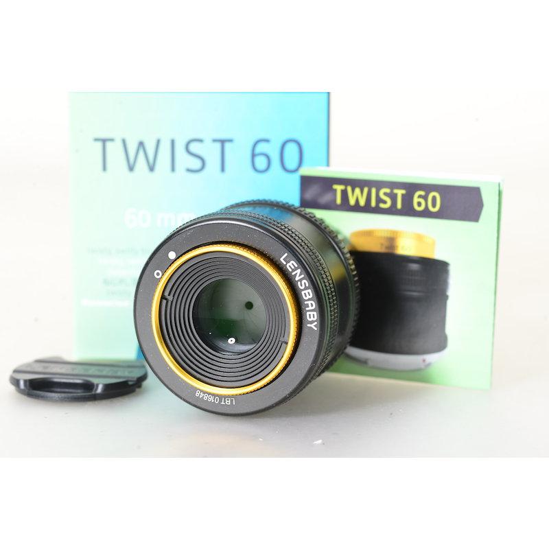 Lensbaby Twist 2,8/60 C/EF - LBT60C