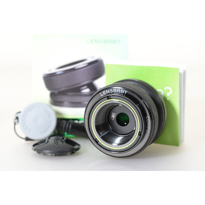 Lensbaby Composer Pro Double Glass Samsung NX #LBCPDGG